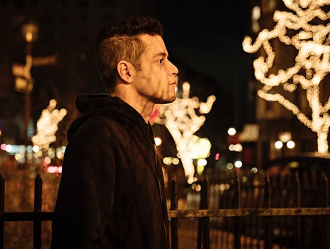 Is Elliot on 'Mr. Robot' actually an AI created by Whiterose?