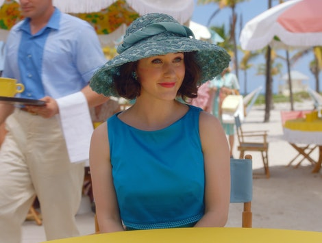 Actors Rachel Brosnahan, Alex Borstein, and Michael Zegen preview Midge's love life in 'The Marvelous Mrs. Maisel' Season 3.