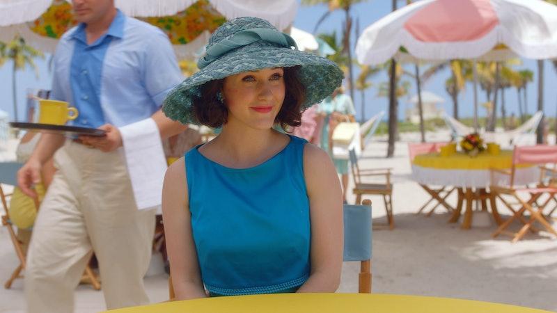 Actors Rachel Brosnahan, Alex Borstein, and Michael Zegen preview Midge's love life in 'The Marvelous Mrs. Maisel' Season 3.