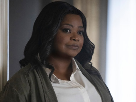 Octavia Spencer as Poppy Parnell in Truth Be Told