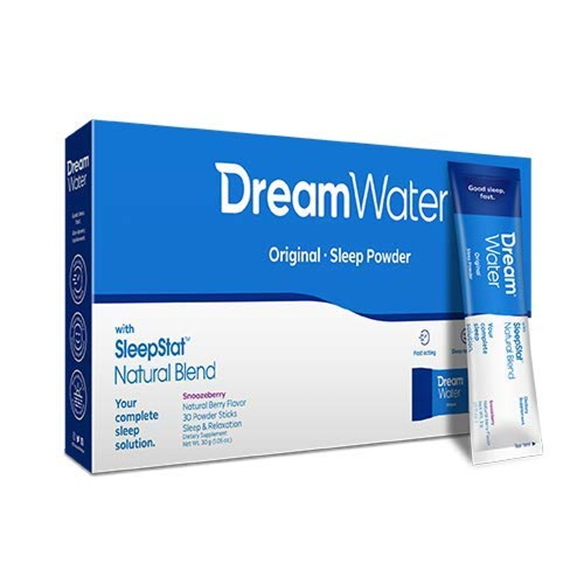 Dream Water Sleep Powder