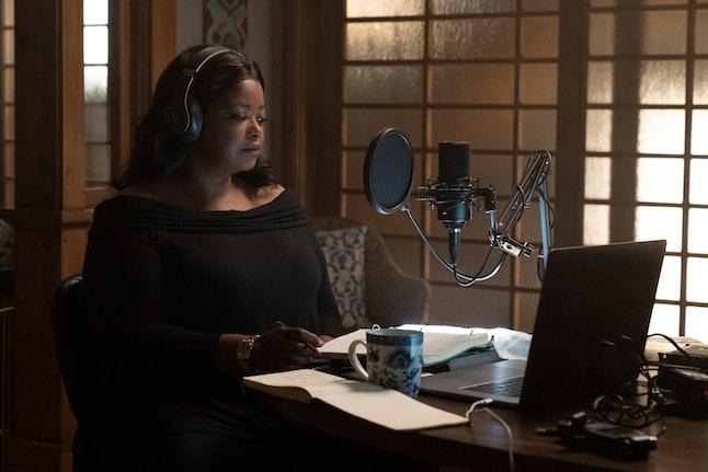Octavia Spencer as Poppy Parnell in Truth Be Told