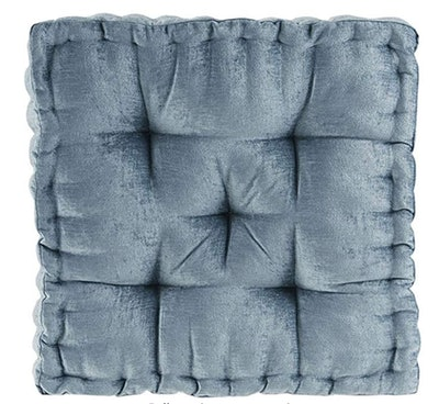 Intelligent Design Azza Poly Chenille Square Floor Pillow Cushion