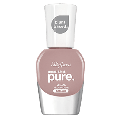 "good. kind. pure. in ""Soft Plum"""