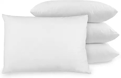 BioPEDIC Bed Pillows (4-Pack)