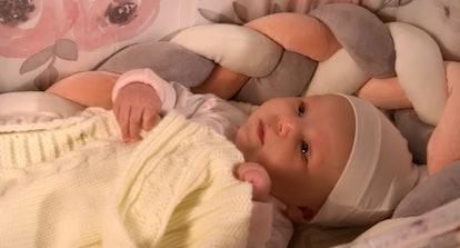 Baby Dani Tanner in Fuller House