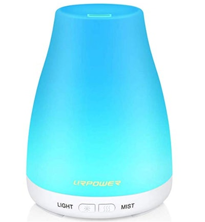 URPOWER 2nd Version Essential Oil Diffuser & Cool-Mist Humidifier