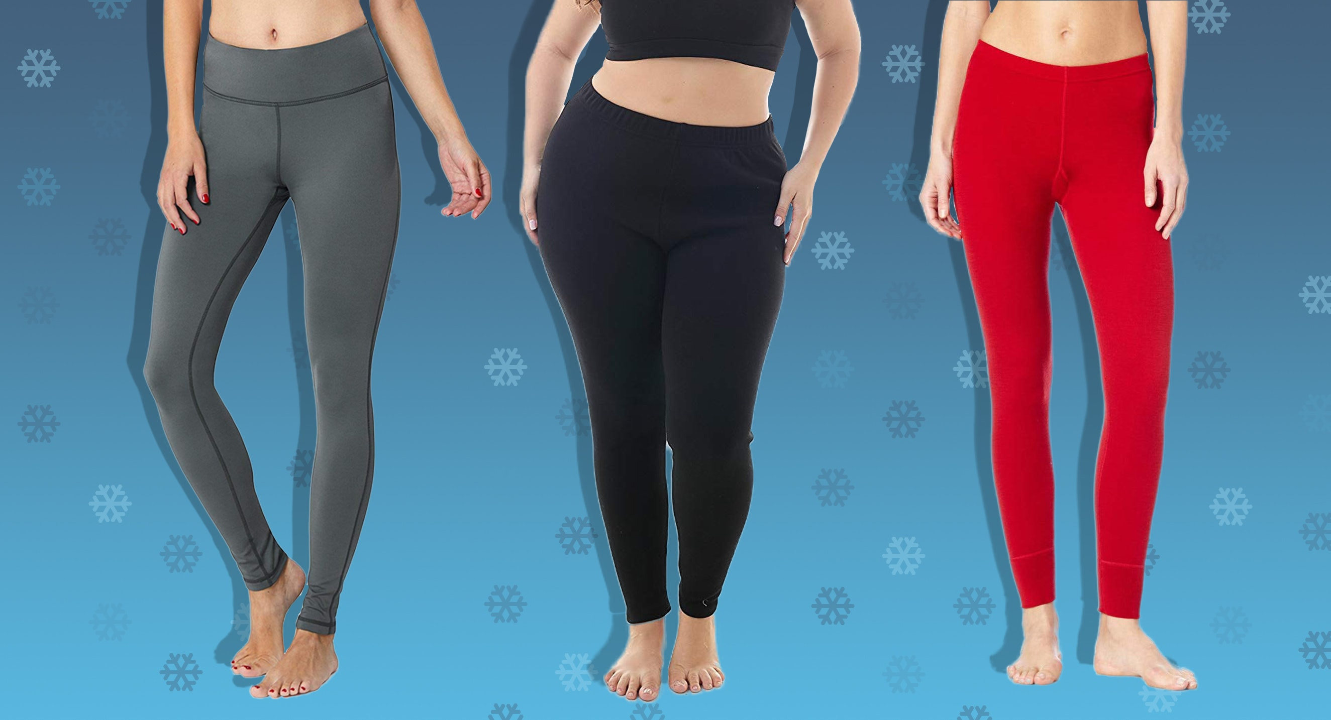 New Women Ladies Girls Warm Soft Slim Fit Thick Fleece Cosy Comfy Leggings tight