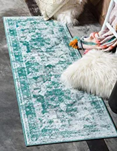 Unique Loom Sofia Collection Traditional Vintage Area Rug