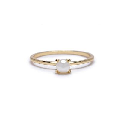 Minimal Pearl Ring