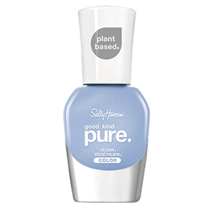 """good. kind. pure. in """"Crystal Blue"""""""