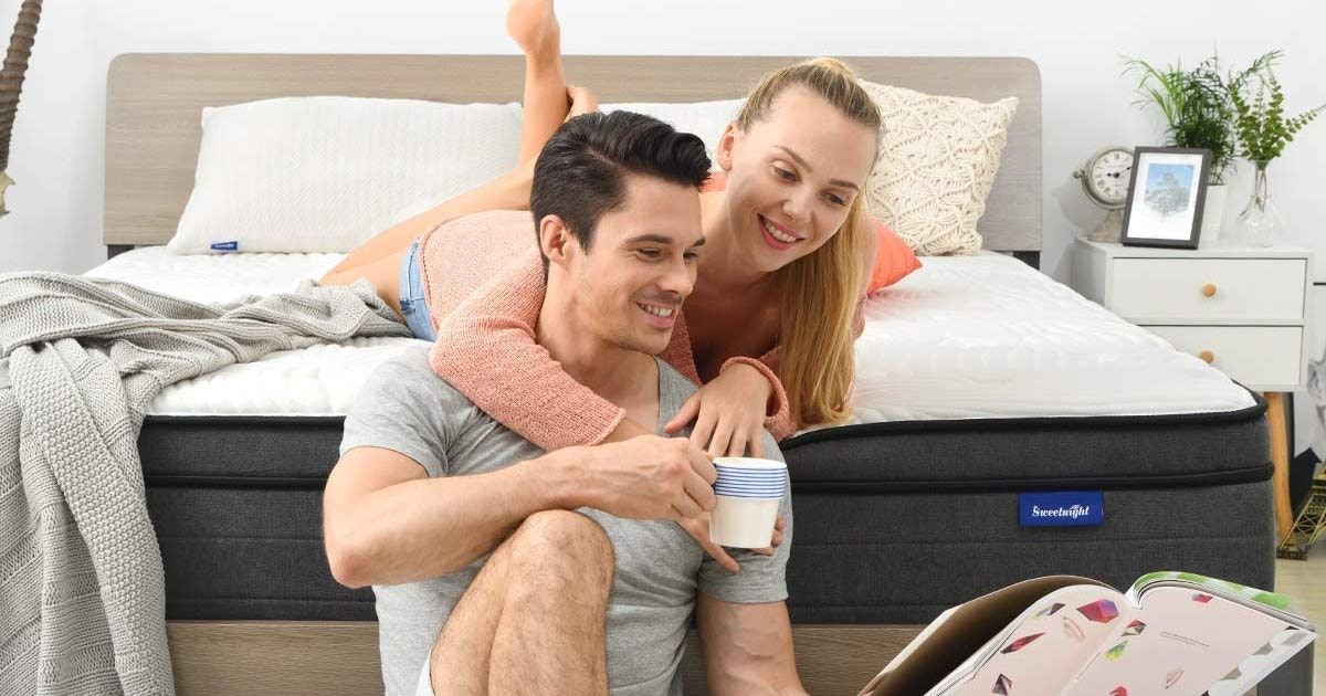 4 Comfy Mattresses That Are Perfect For Couples