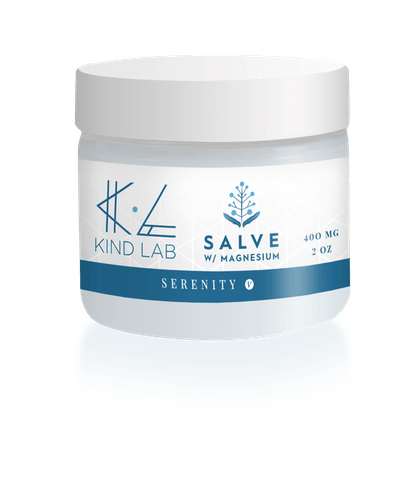Serenity Salve With Magnesium