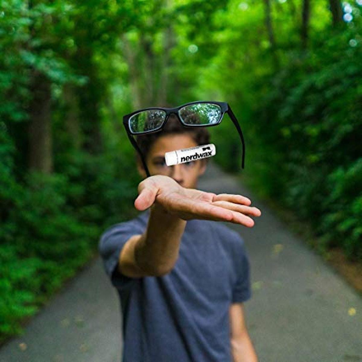 Nerdwax Stop Slipping Glasses
