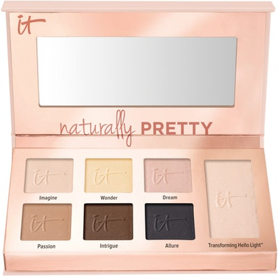 IT Cosmetics Naturally Pretty Essentials Matte Luxe Transforming Eyeshadow Palette