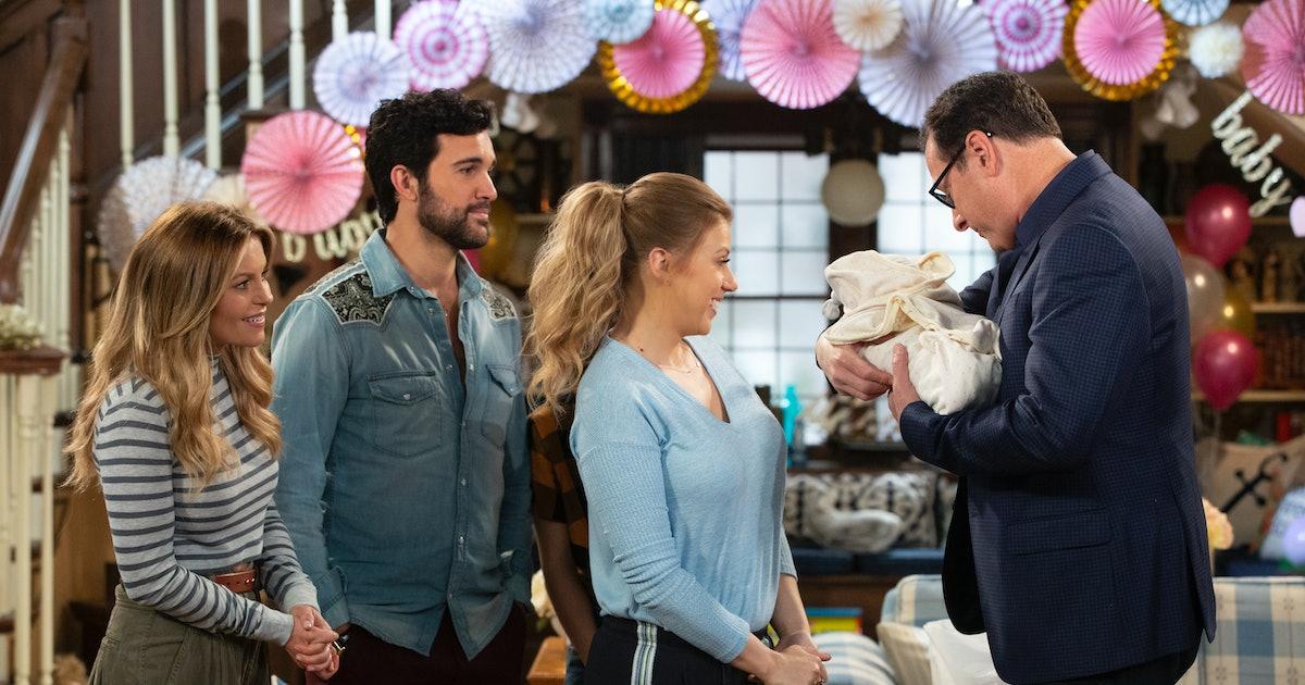 Stephanie's Baby's Name In 'Fuller House' Season 5 Honors Her Family