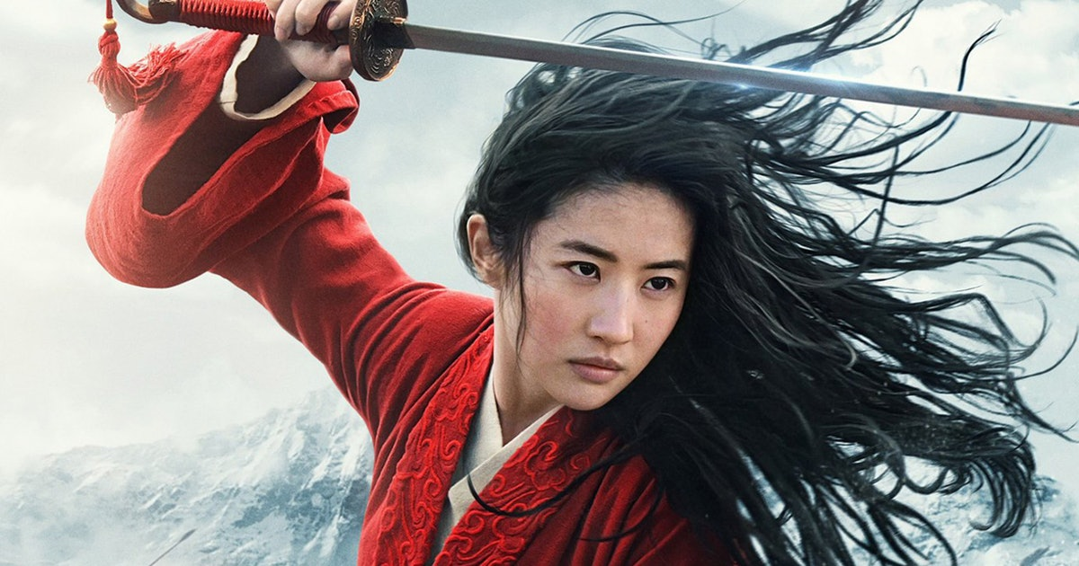 The Full Live-Action 'Mulan' Trailer Is Missing One Major Character