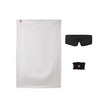 Washable Silk Nightstand Kit