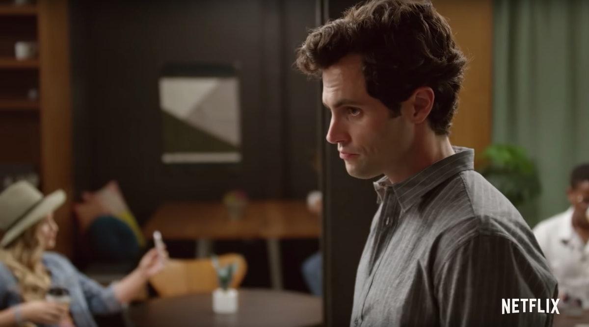 Joe Goldberg goes to Los Angeles in Season 2 of 'You' on Netflix