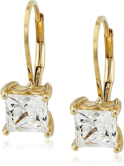 Amazon Collection Earrings With Swarovski Zirconia