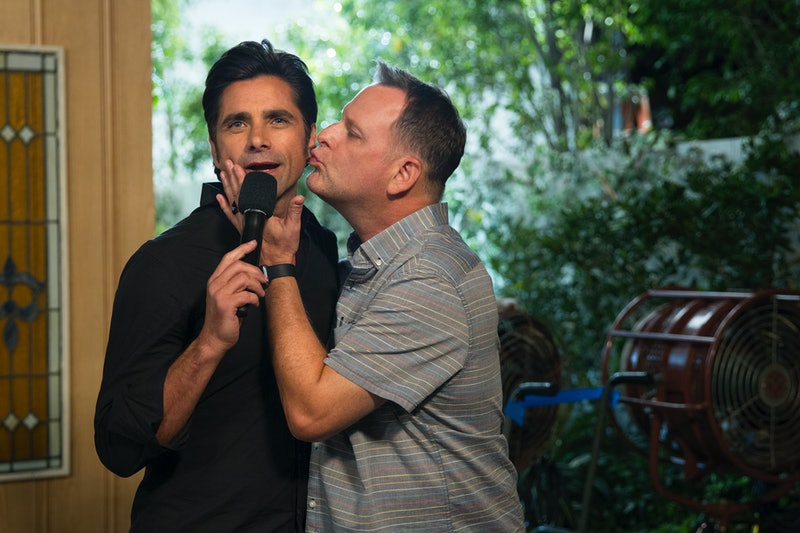 Uncle Jesse and Joey on Fuller House