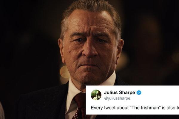 Robert DeNiro in 'The Irishman'