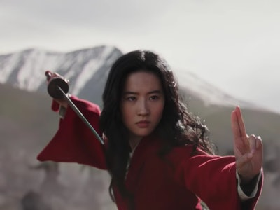 "Disney's live-action ""Mulan"" trailer is finally here to give fans a peek at this highly-anticipated film."
