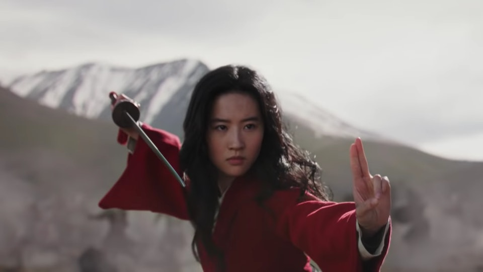 """Disney's live-action """"Mulan"""" trailer is finally here to give fans a peek at this highly-anticipated film."""