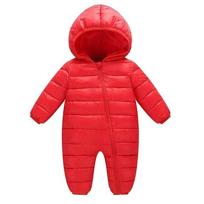 Moonker-Baby Snowsuit
