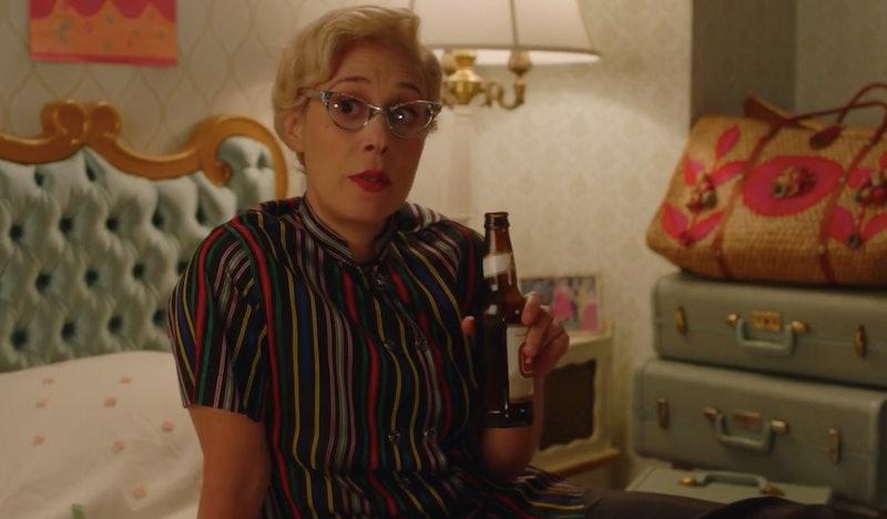 Carol in Marvelous Mrs. Maisel Season 3, inspired by bassist Carol Kaye