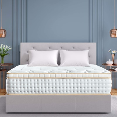 BedStory Gel Infused Memory Foam Mattress