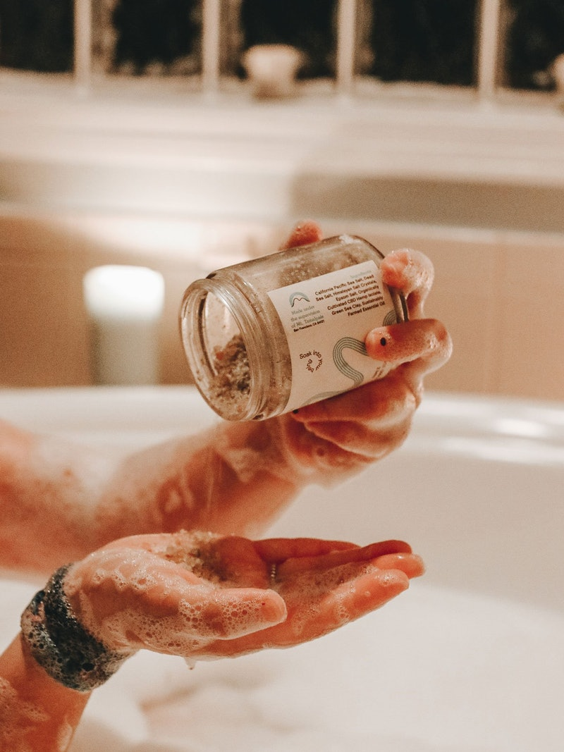 Bath salts are hands down one of the best pampering beauty gifts you can give
