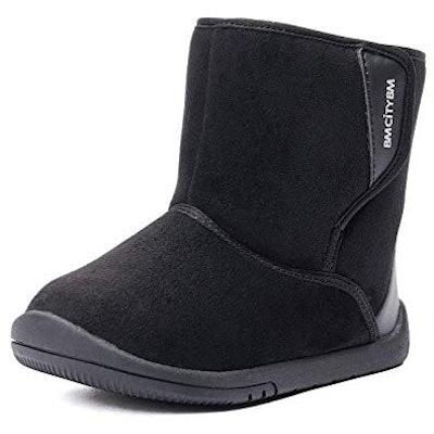 BMCiTYBM Fur Lined Snow Boots