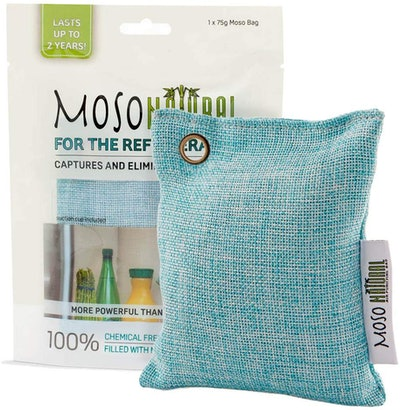 MOSO NATURAL Air Purifying Bag for The Refrigerator