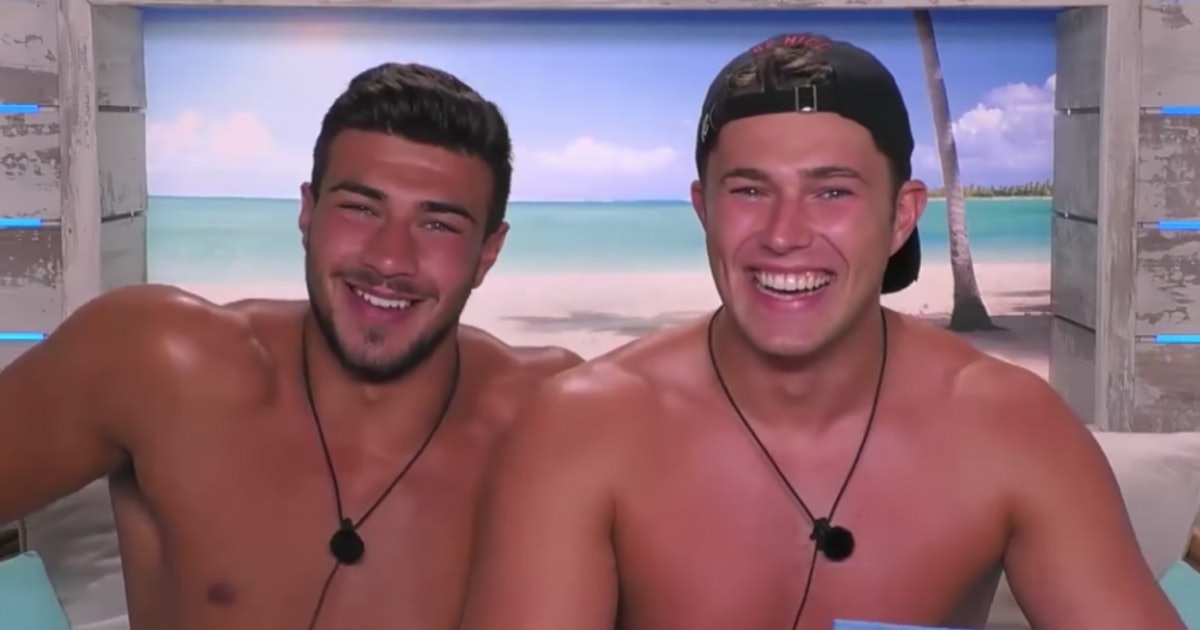 ITV2's 'The Boxer & The Ballroom Dancer' Will Reunite Curtis Pritchard & Tommy Fury
