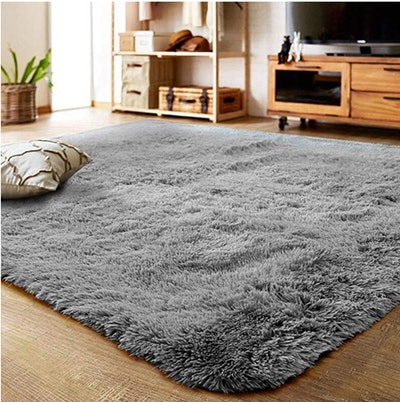 LOCHAS Ultra Soft Indoor Modern Area Rugs