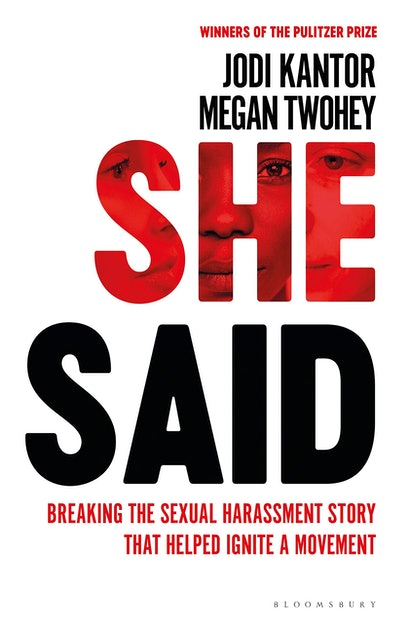 'She Said' by Jodi Kantor & Megan Twohey