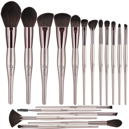 Bestope 18-Piece Professional Makeup Brush Set