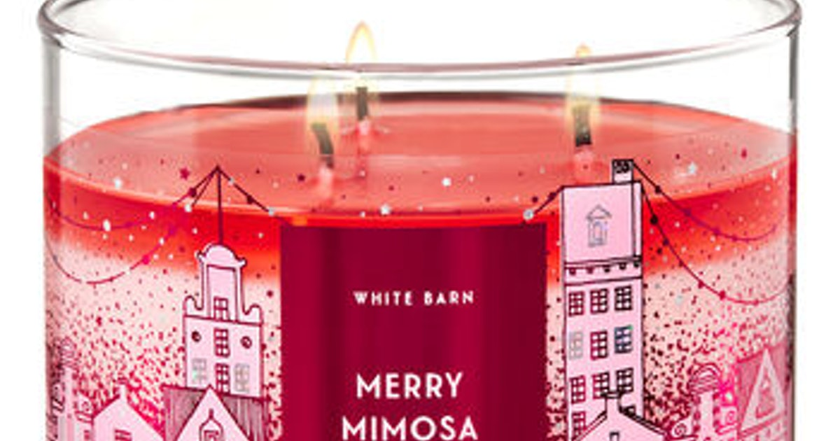 Bath & Body Works' Candle Day Sale 2019 Means 3-Wick Candles Are Only $10