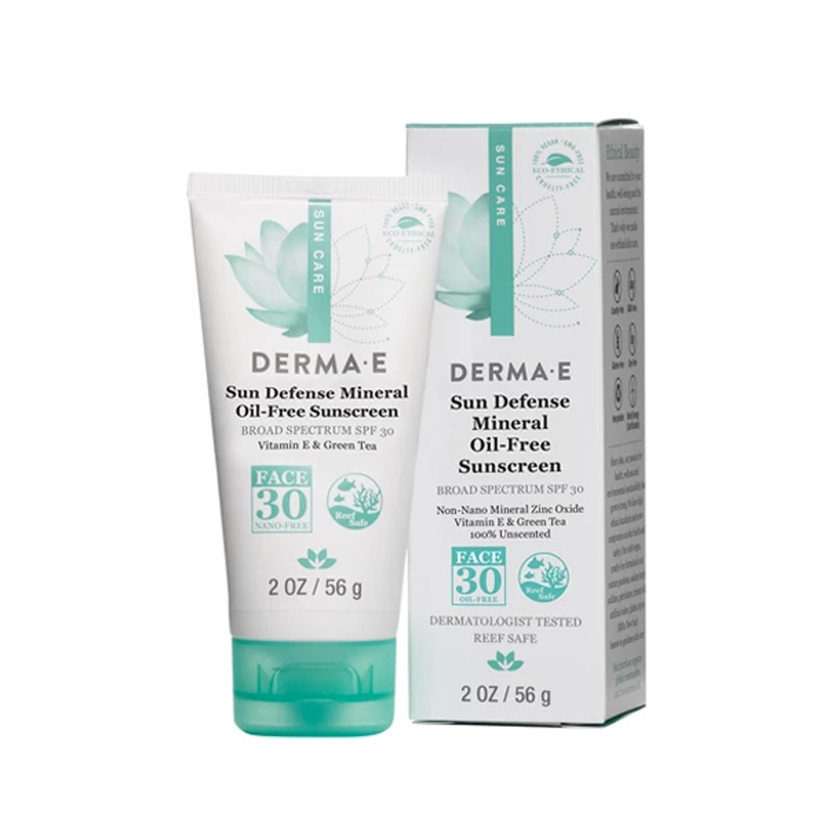 Sun Defense Mineral Oil-Free Sunscreen Face