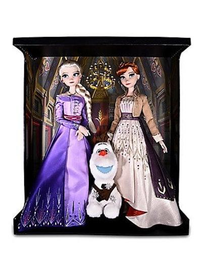 Disney's Frozen 2 x Roberto Coin Deluxe Diamond Doll Set