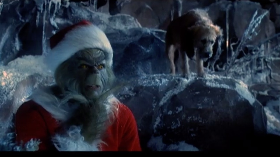 """""""The Grinch"""" is not available on Disney+."""