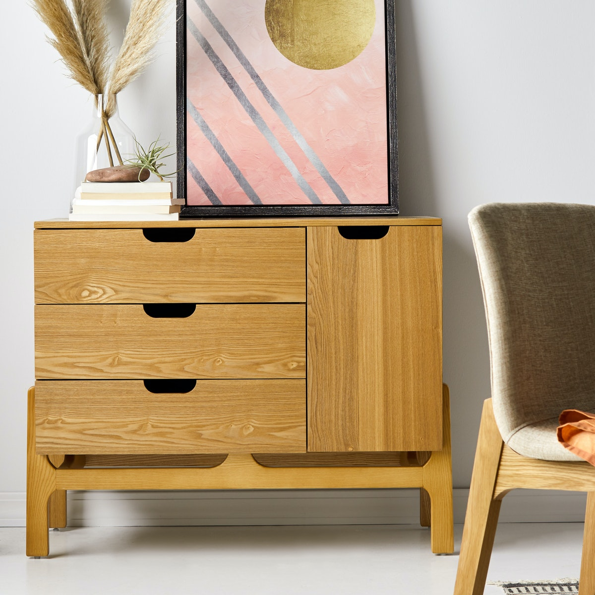 MoDRN Naturals Milo Wide Dresser