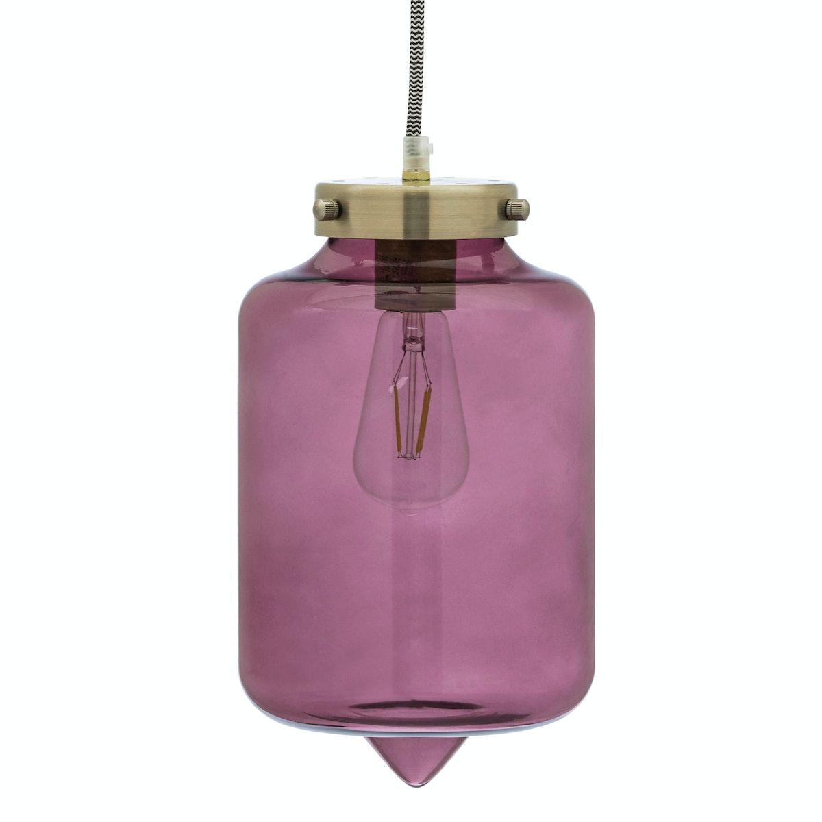 Venetian Wine Glass Pendant Light by Drew Barrymore Flower Home