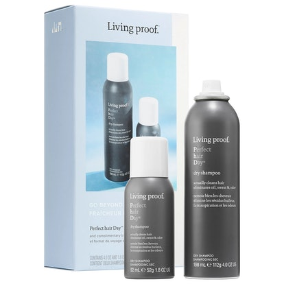 Living Proof Go Beyond - Clean Perfect Hair Day® Dry Shampoo Duo