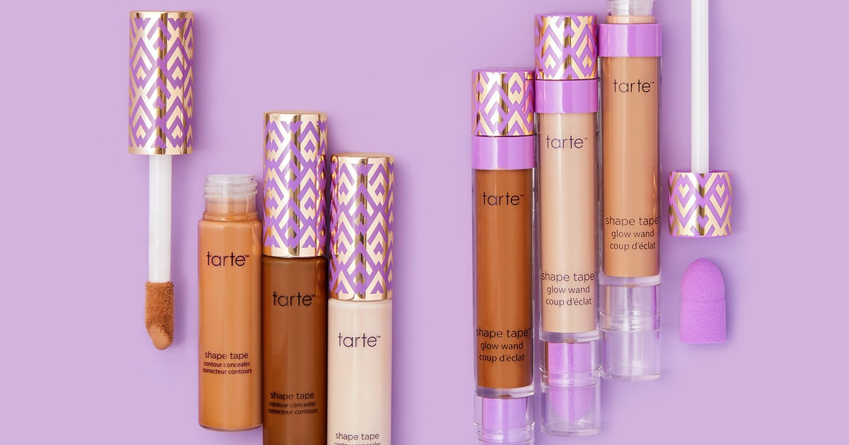 The Tarte Shape Tape Glow Wand That Tricks People Into Thinking I'm Well-Rested: Review