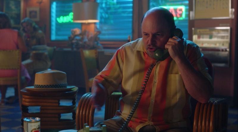 Jason Alexander in Marvelous Mrs. Maisel Season 3