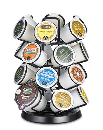 Java Concepts K Cup Spinning Storage Carousel