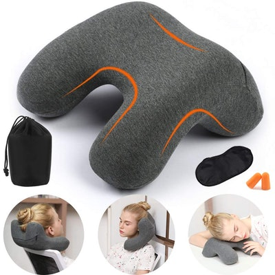 HAOBAIMEI Travel Neck Pillow