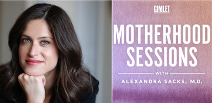 Season 2 of Motherhood Sessions with Dr. Alexandra Sacks from Spotify/Gimlet Media will be available for streaming on all podcast apps, on Jan. 9 with new episodes every Thursday.